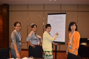 Workgroup Discussion: Patient Data for Better Health Decisions