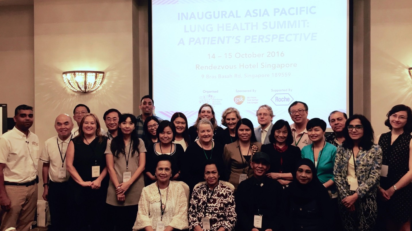 Inaugural Asia Pacific Lung Health Summit