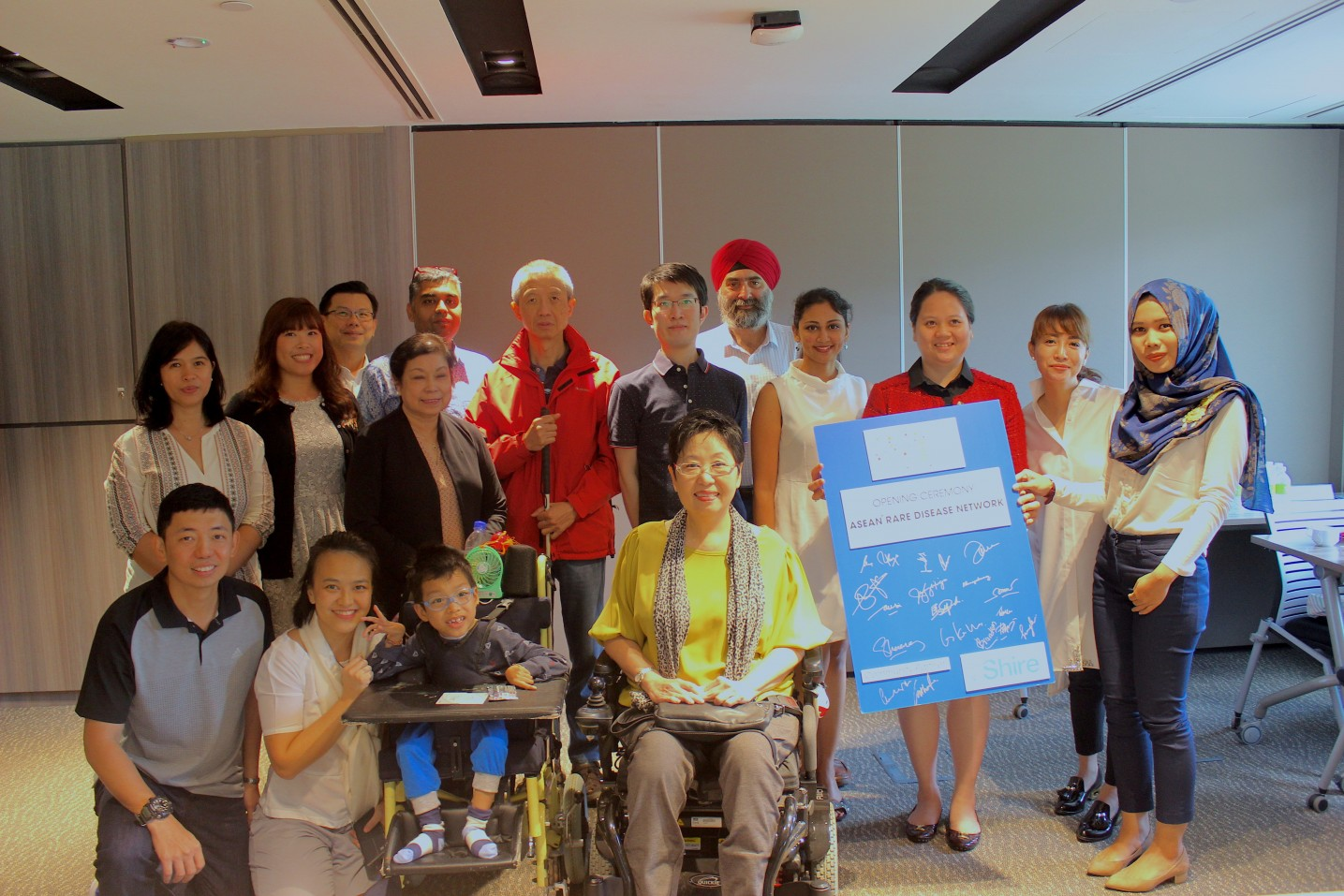 ASEAN+ Rare Disease Network