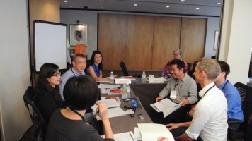 Priniciples of Haemophilia Care Group Discussion (SG & TH)